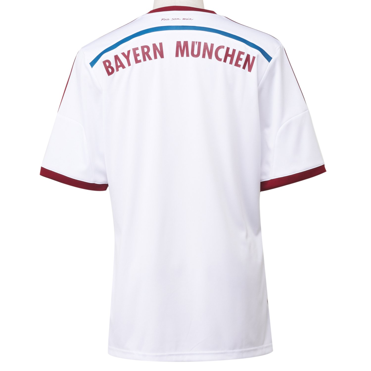 Amazon.com : 2014-15 Bayern Munich Adidas Away Football Shirt : Sports & Outdoors