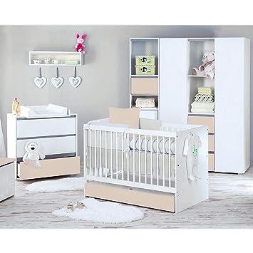 Babyzimmer blau beige wohndesign - Rauchblau wandfarbe ...