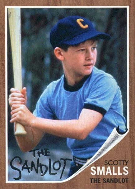 2018 Topps Archives The Sandlot Slss Scotty Smalls Baseball