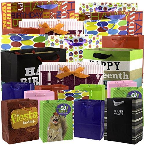 Xl Birthday Gift Bags - 4