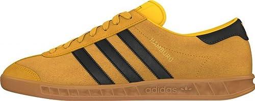 Zapatillas Adidas Originals Hamburg amarillas