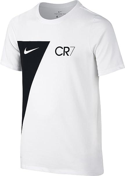 Nike CR7 B NK Dry Tee SS T Shirt à Manches Courtes pour