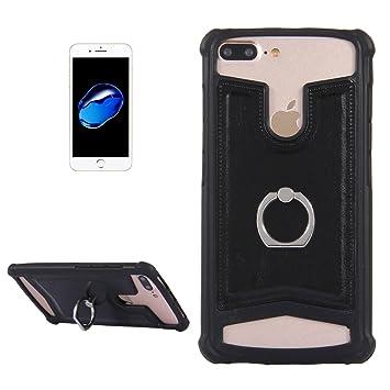 Fundas y estuches para teléfonos móviles, 5.2-5.5 pulgadas universal de cuero loco PU cuero + funda protectora de silicona con soporte para Sony, ...