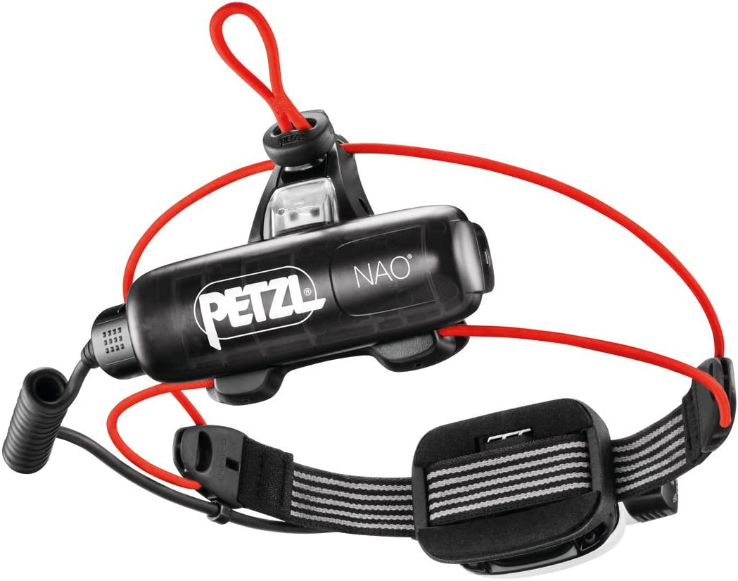 Linterna Frontal Recargable Reactive Lighting 700 l/úmenes. Nao
