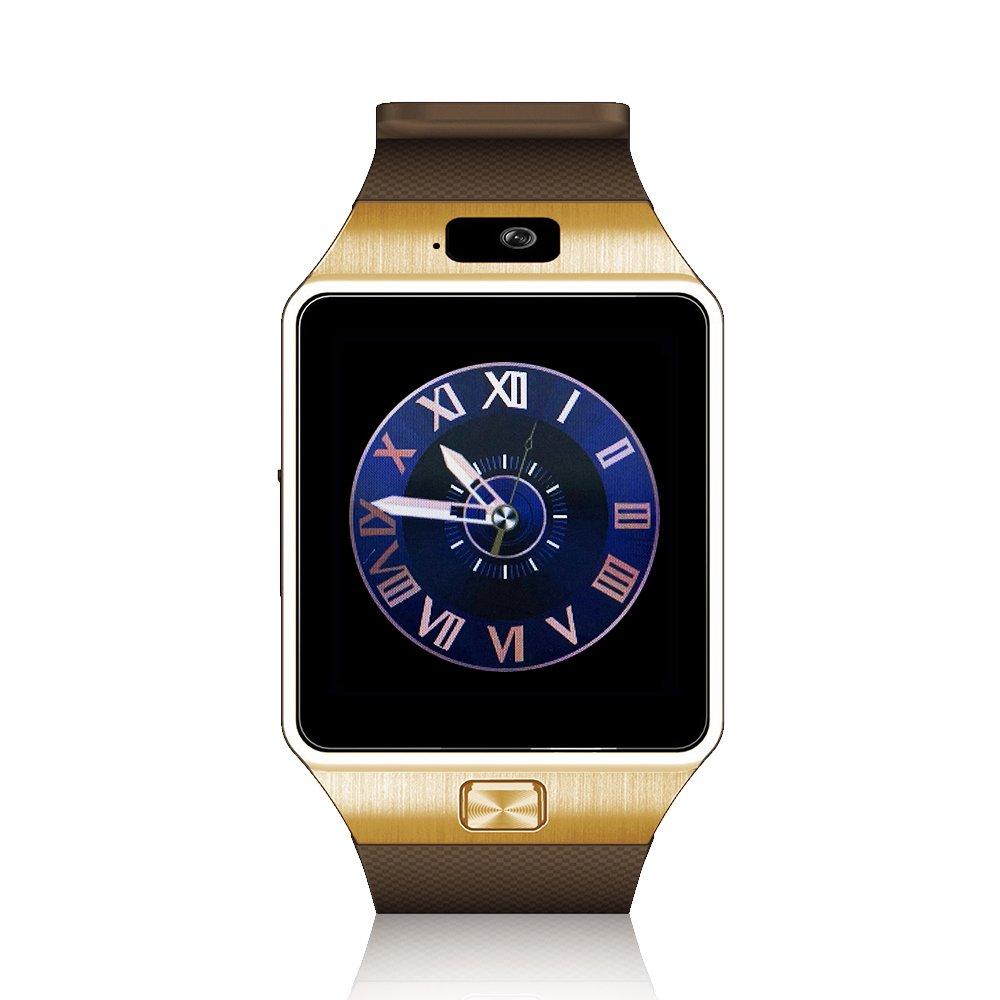 Ruichenxi ® SW01 Smartwatch DZ09 Bluetooth-Reloj inteligente ...