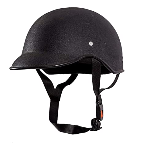 on wholesale top brands latest discount Motofy Hadsolite All Purpose Safety Helmet with Long Strap (Black, Free  Size)