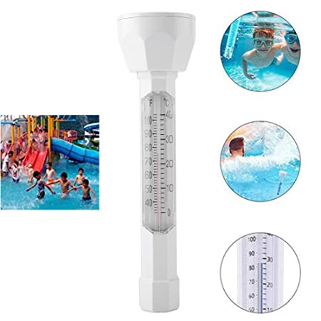 Thermometer Swimming Pool Floating Thermograph Water Temperature Testing Tool for Spa Oumij Floating Thermometer,Pool Thermometer