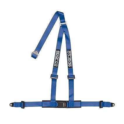 Sparco 04608BVAZ Arnés, Azul