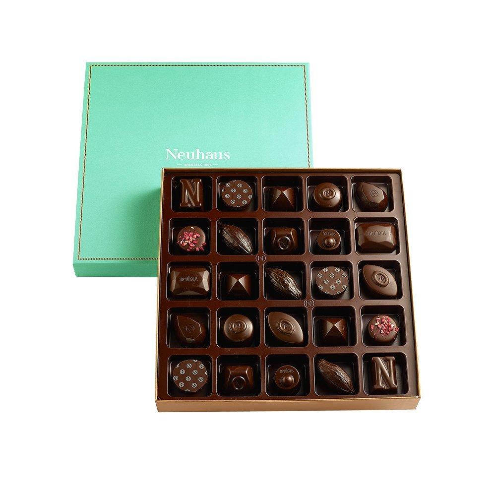Amazon.com : Neuhaus 25 Pieces Dark Chocolate Collection : Grocery ...