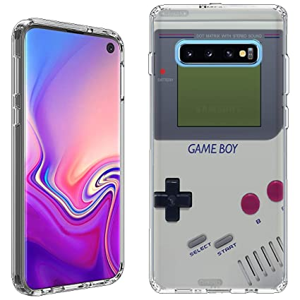 Amazon.com: Funda para Samsung Galaxy S10 (transparente ...