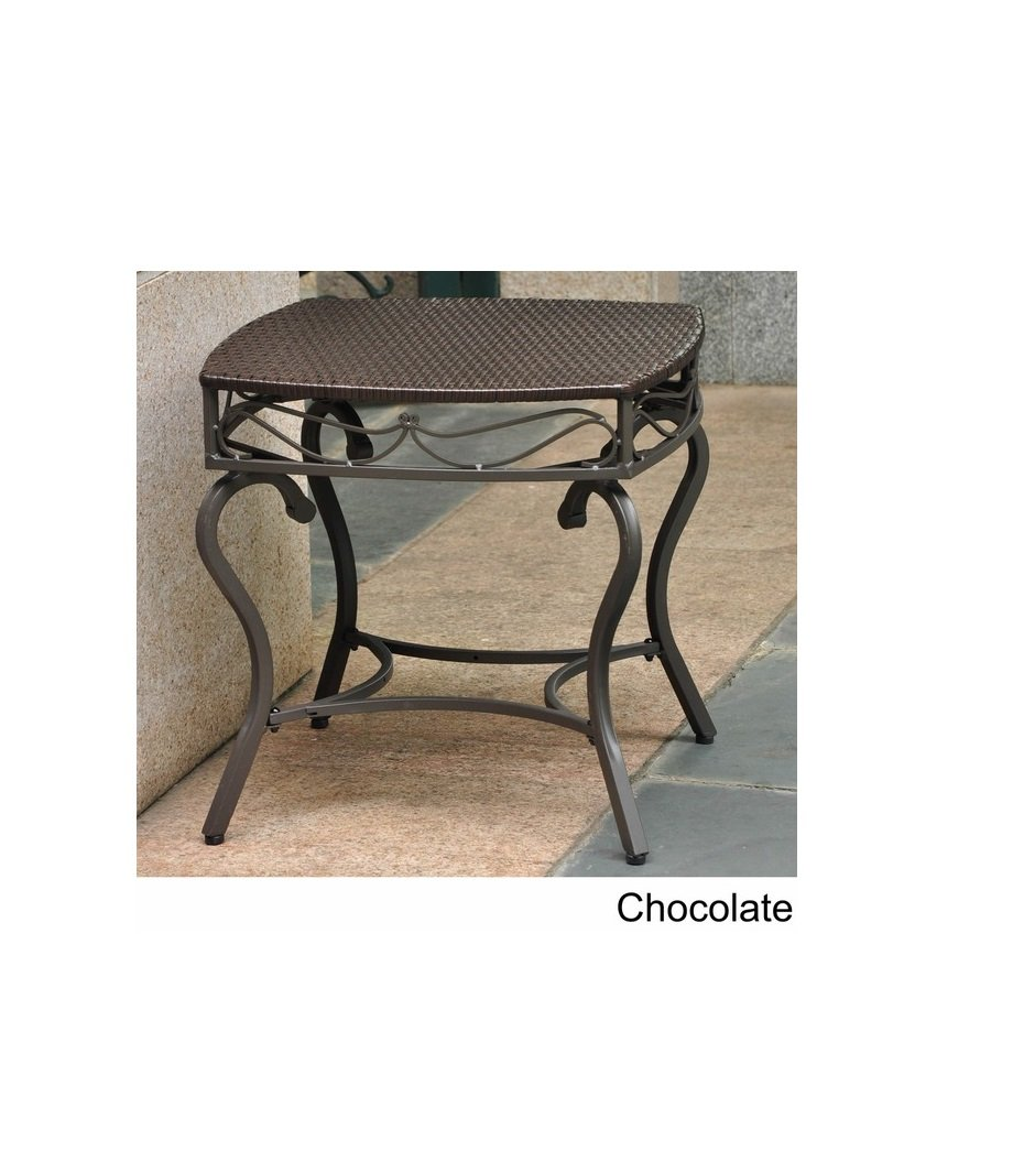 product table metal norfolk detail round kuo coffee patio stone home kathy loft side industrial