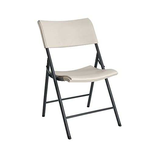 Lifetime 4pk Loop Leg Folding Chair Model 80155 Amazon
