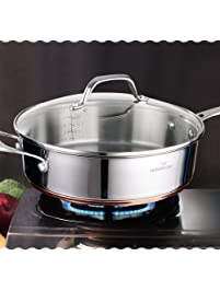 Amazon Com Saut 233 Pans Home Amp Kitchen