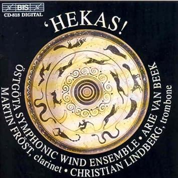 BENGTSON PETER CRUSELL BERN Hekasi Music