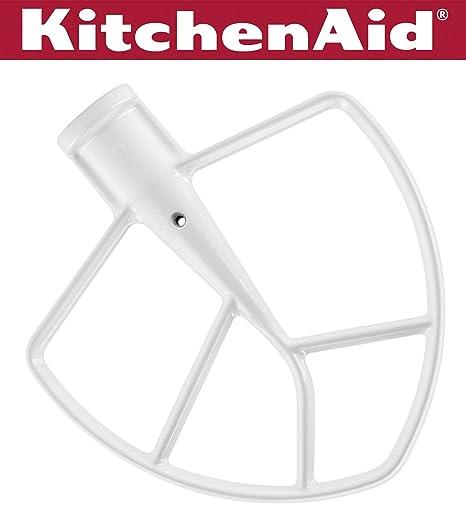 Amazon.com: KitchenAid KN256BBT pala batidora de 6-qt ...