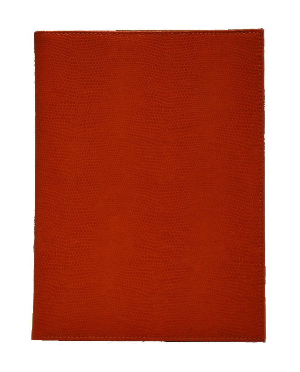 Lizard Petite Pad Cover Color: Tangerine
