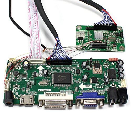 VSDISPLAY HDMI VGA DVI Audio LCD Driver Board For 11.6'' 13.3'' 14'' 15.6'' 1920x1080 N116HSE N133HSE B140HAN01.2 B156HAN01.2 30Pin edp LCD Screen by VSDISPLAY (Image #3)