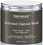 Amazon Price History for:The BEST Charcoal Creme Mask 8.8 fl. oz.- Best for Facial Treatment, Minimizes Pores & Reduces Wrinkles, Acne Scars, Blackheads & Cellulite - Great as Face Mask & Body Cleanser