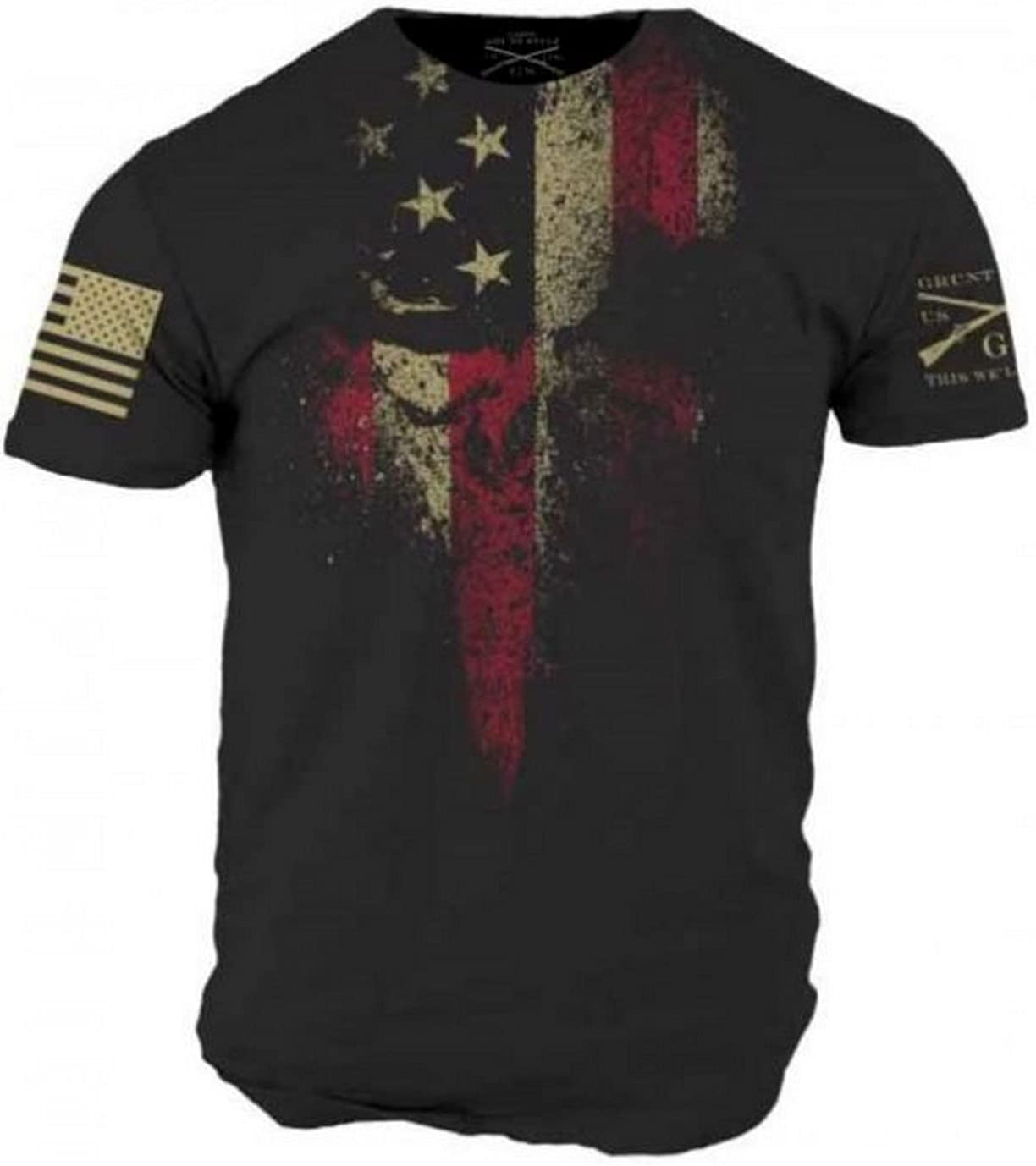 Grunt Style American Reaper Shirt}