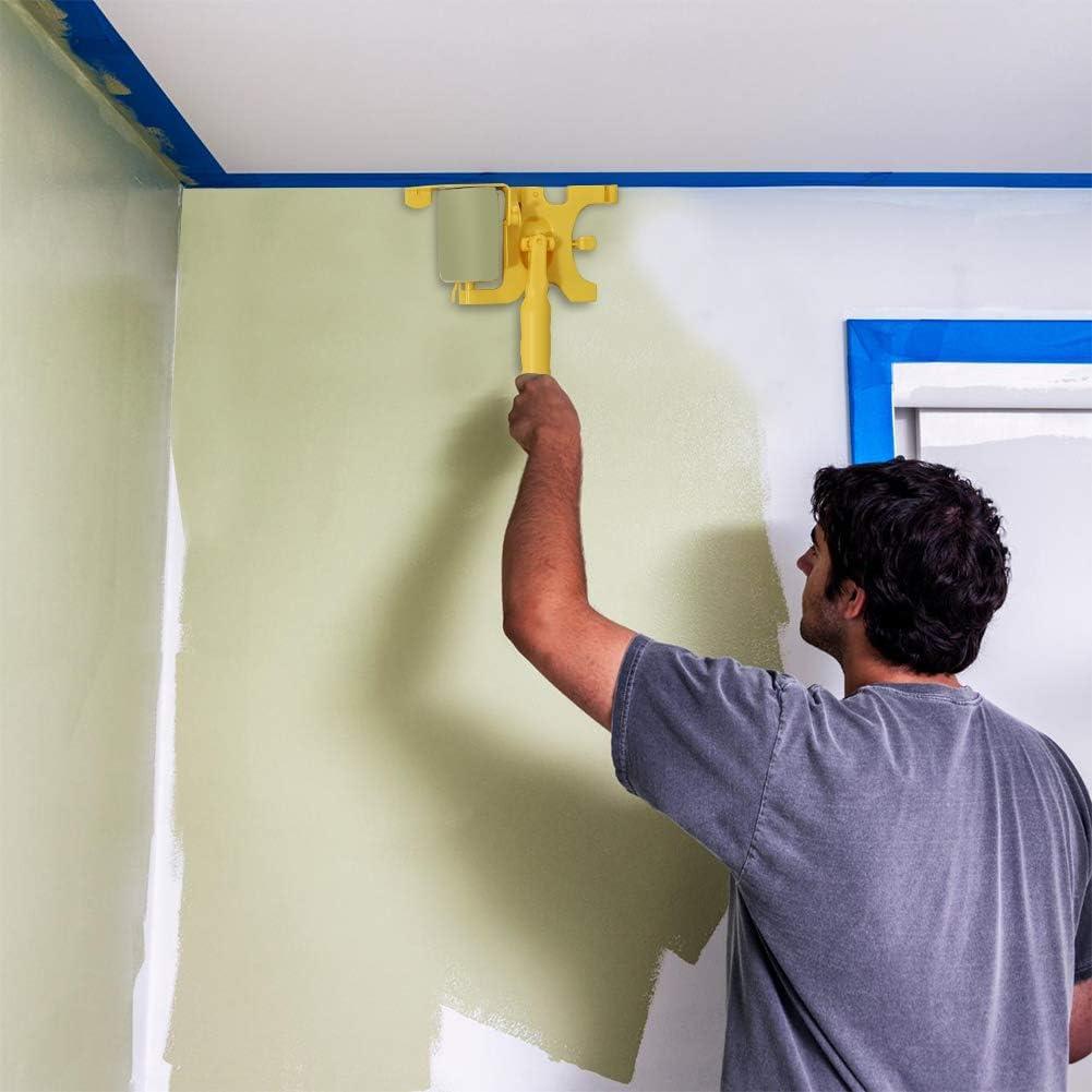 Rodillo de pintura para bordes y techos Belupai