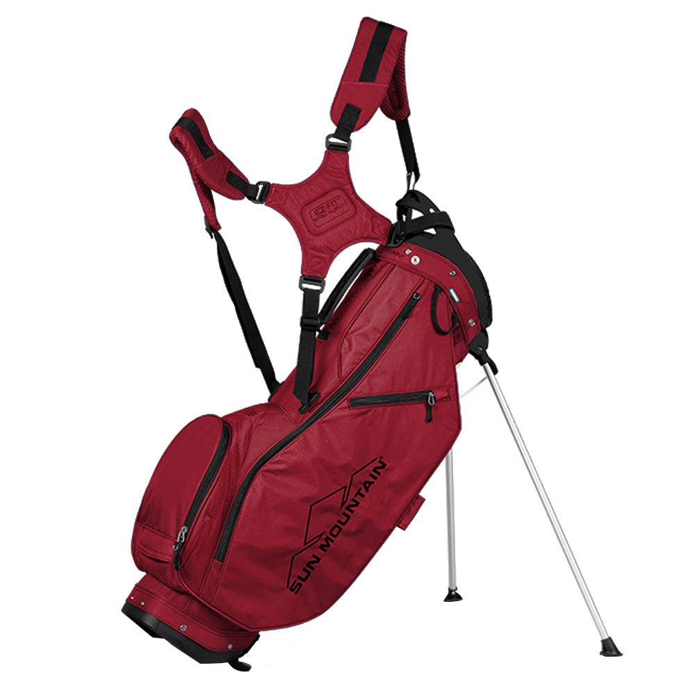 Sun Mountain Swift Junior Stand Bag 2018 Boys Red/Black