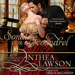 Sonata for a Scoundrel Hörbuch