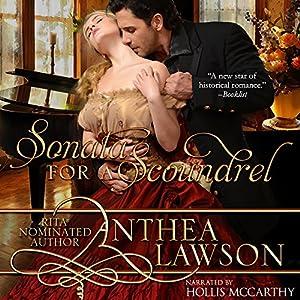 Sonata for a Scoundrel Audiobook