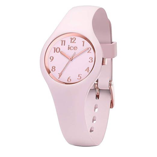Ice-Watch Reloj Analógico para Mujer de Cuarzo con Correa en Silicona 15346: Amazon.es: Relojes