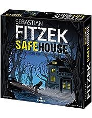 moses. Sebastian Fitzek Safehouse - Het spel   Safe House Een gezelschapsspel van Marco Teubner