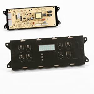 Frigidaire 316557107 Range Oven Control Board and Clock Genuine Original Equipment Manufacturer (OEM) Part