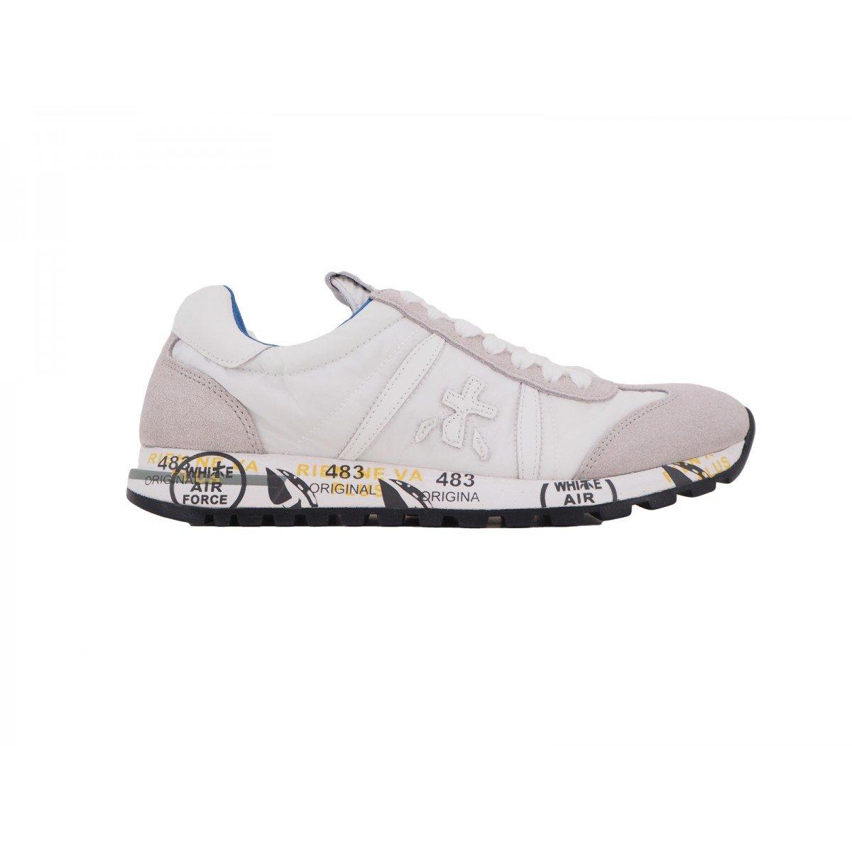 PREMIATA Zapatillas Para Mujer Blanco Bianco 36 EU