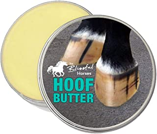 product image for The Blissful Horses Hoof Butter All Natural Support for Your Horse's Hooves
