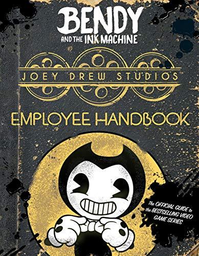 Joey Drew Studios Employee Handbook (Bendy and the Ink Machine) ()