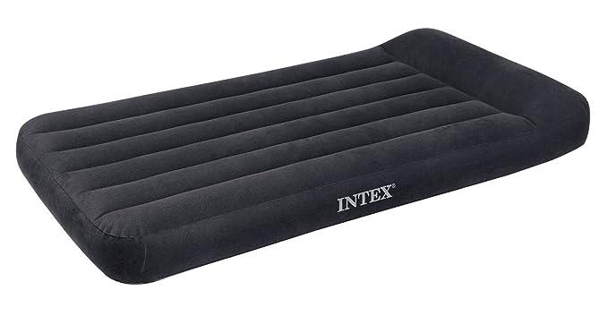 INTEX - Colchón Hinchable con Almohada