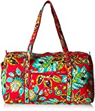 Women's Large Duffel, Signature Cotton, Rumba
