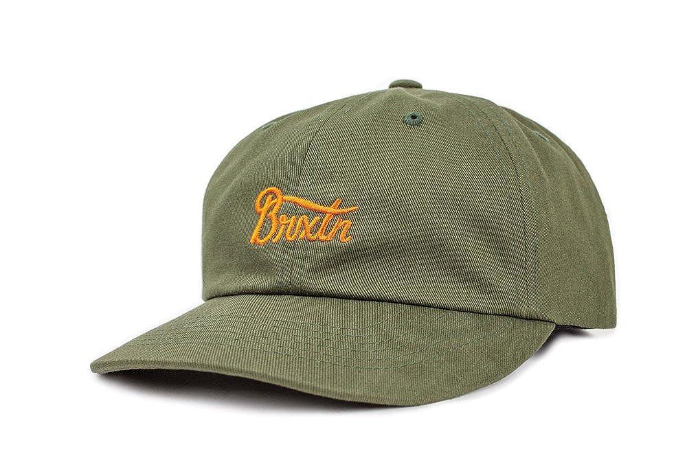 Brixton HAT メンズ One Size オリーブ B01MRCN5W1