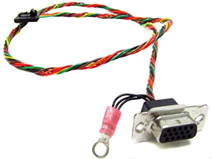 compaq 20-inch 8-pin expansion channel motor wiring harness cable tl891  tl881 dlt minilibrary: amazon ca: electronics