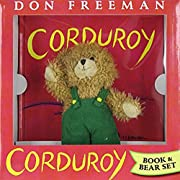 Corduroy (Book and Bear)