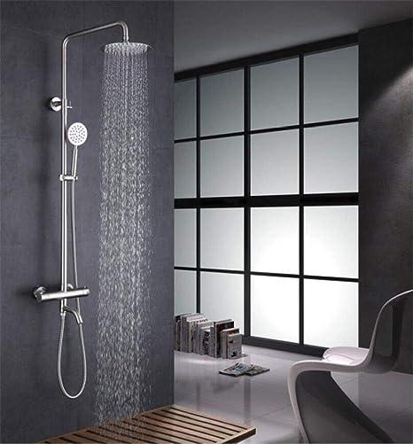 Amazon.com: YUBAGSL - Conjunto de ducha de ducha de doble ...