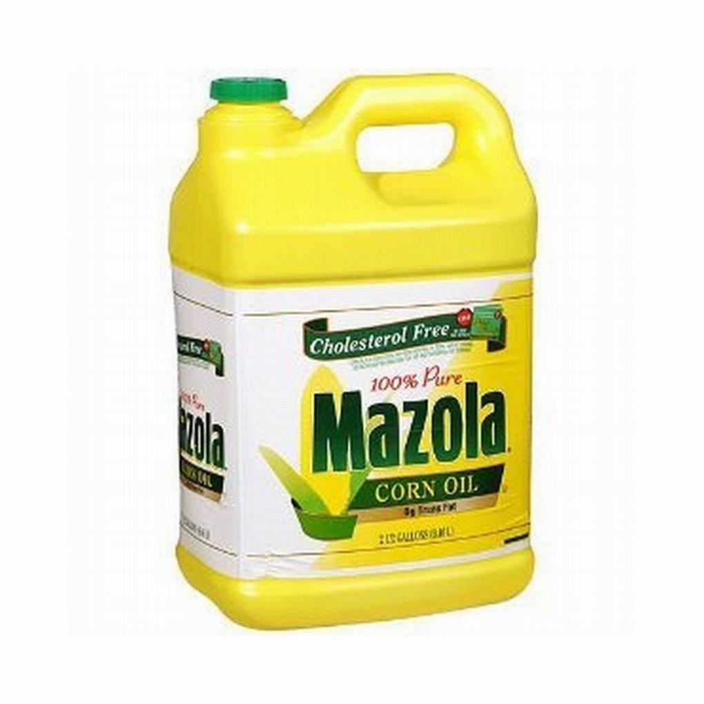 Mazola Corn oil, 40 Pound by Mazola