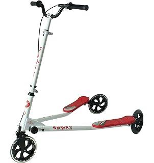 Kidzmotion Swagger 3 ruedas scooter de oscilación del ...