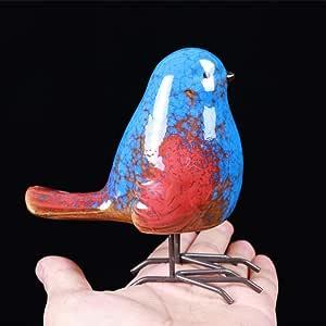 Decorativos País Americano Europeo Lindo Pájaro De