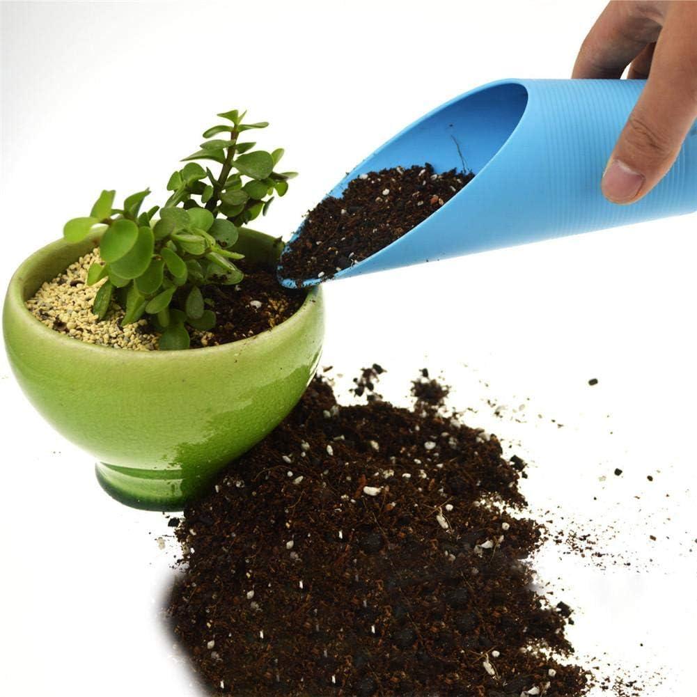 perforatori e Una Pala Motto.H-Succulente Mini Garden Planting Hand Tools Set-Work Panno per trapianto di Fiori Pad Pad Pad di Ricambio Strumenti per la Semina di scavo Paletta di plastica