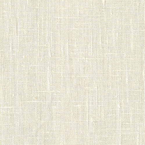 Noveltex Fabrics UR-964 European 100% Linen Cream Fabric by The Yard, ()