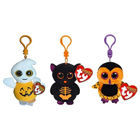 4fe7f35cce3 Image Unavailable. Image not available for. Color  TY Halloweenie Beanie  Babies ...