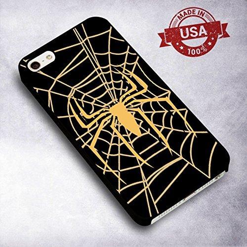 Precious Gold Spiderman pour Coque Iphone 6 or 6s Case B3N8HB