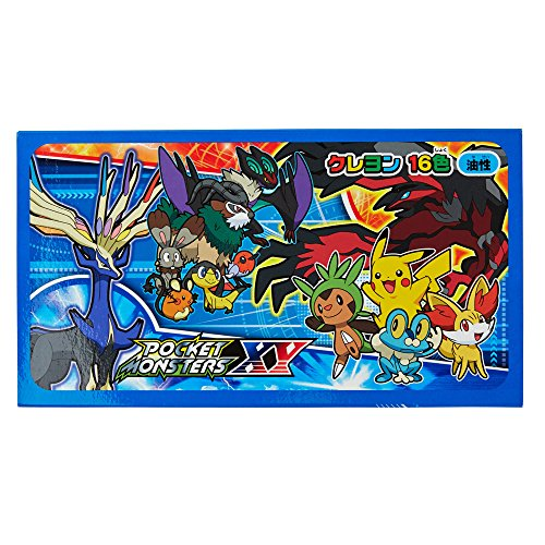 Showa note crayon Pokemon XY 696727001