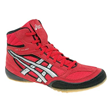 4fce03fbbd33 ASICS Mens Split Second VI Wrestling Shoe