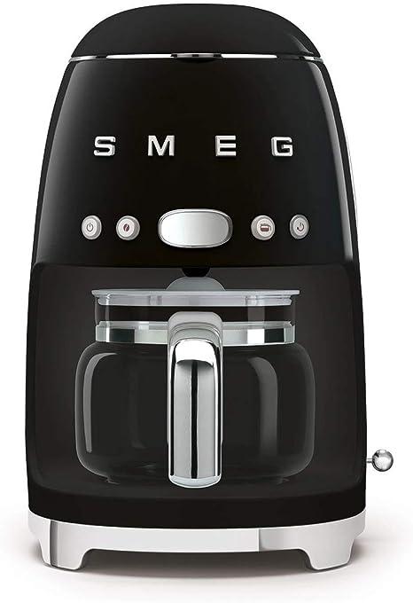 Smeg macchina da caffè espresso dcf02bleu colore nero