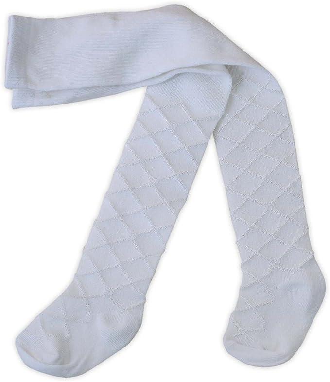 0 /à 24 mois blanc blanc Soft Touch B/éb/é Collant fille